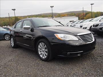 2013 Chrysler 200 for sale in Northumberland, PA