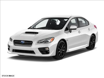 2017 Subaru WRX for sale in Northumberland, PA
