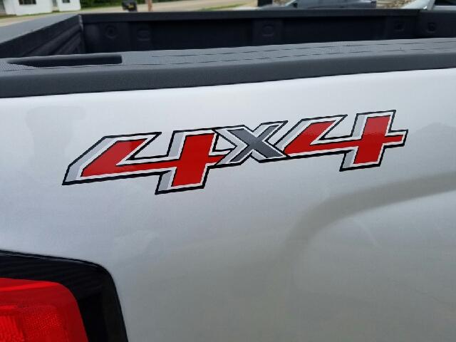 2015 Chevrolet Silverado 1500 4x4 LT 4dr Double Cab 6.5 ft. SB - Mountain Home AR