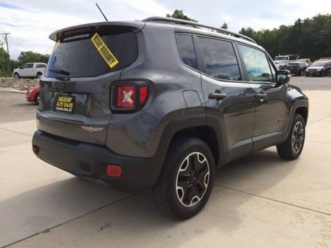 2016 Jeep Renegade 4x4 Trailhawk 4dr SUV - Mountain Home AR