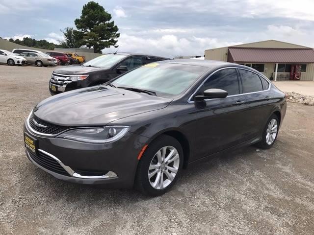 2016 Chrysler 200 Limited 4dr Sedan - Mountain Home AR