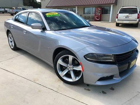 2017 Dodge Charger for sale at DISCOUNT AUTO SALES in Mountain Home AR