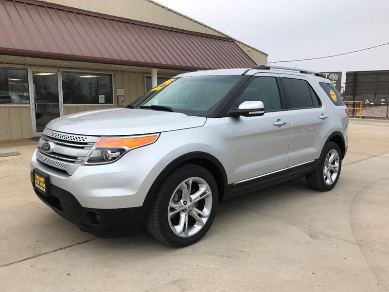 2015 Ford Explorer for sale at DISCOUNT AUTO SALES in Mountain Home AR