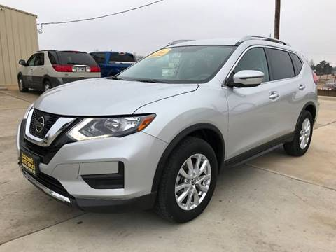 2017 Nissan Rogue for sale at DISCOUNT AUTO SALES in Mountain Home AR