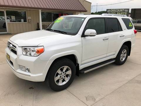 2013 Toyota 4Runner for sale at DISCOUNT AUTO SALES in Mountain Home AR