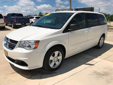 2013 Dodge Grand Caravan for sale at DISCOUNT AUTO SALES in Mountain Home AR