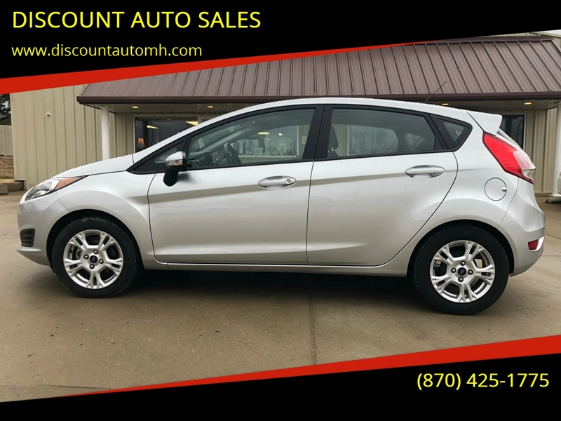 Jacks Auto Sales Mountain Home Ar >> 2016 Ford Fiesta Se 4dr Hatchback In Mountain Home Ar Discount