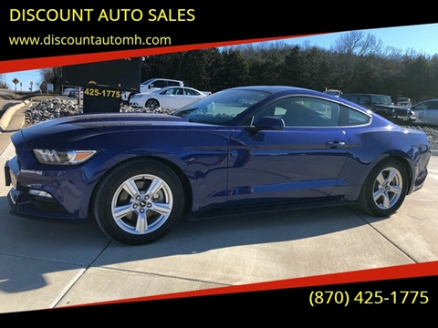 2016 Ford Mustang for sale in Mountain Home, AR