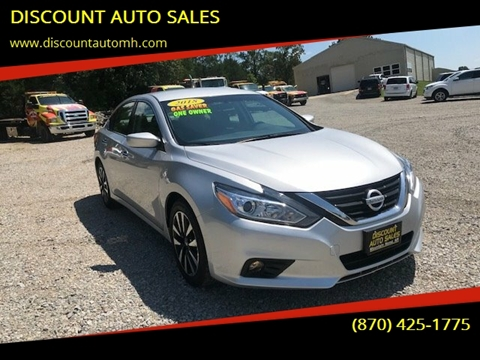 Jacks Auto Sales Mountain Home Ar >> 2018 Nissan Altima For Sale In Mountain Home Ar