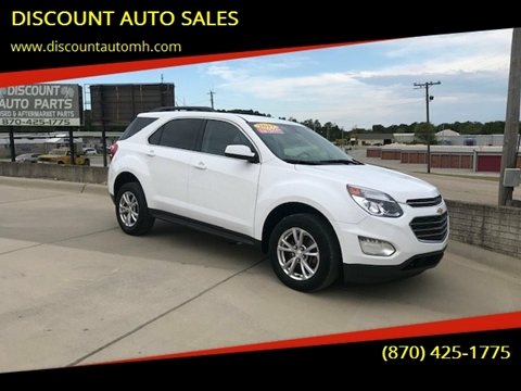Chevrolet Equinox For Sale in Mountain Home, AR - DISCOUNT