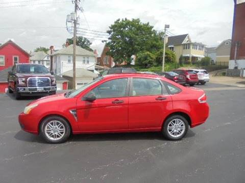 2008 Ford Focus for sale in Sistersville, WV