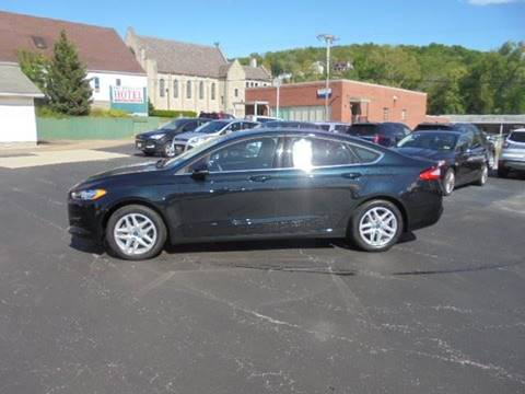 2014 Ford Fusion for sale in Sistersville, WV