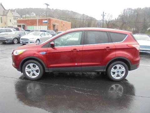 2016 Ford Escape for sale in Sistersville, WV