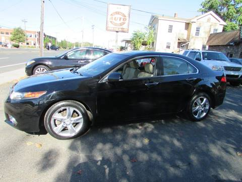 2011 Acura TSX for sale in East Hartford, CT