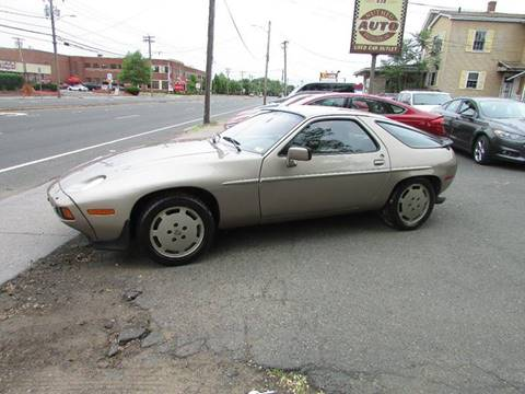 1984 Porsche 928 for sale in East Hartford, CT