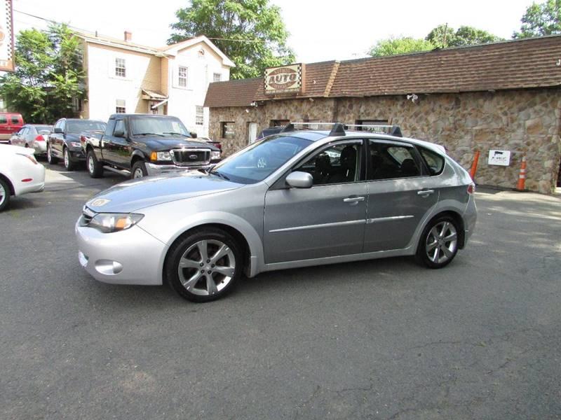 2010 Subaru Impreza AWD Outback Sport 4dr Wagon 4A In East