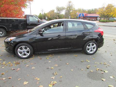 2013 Ford Focus for sale in East Hartford, CT