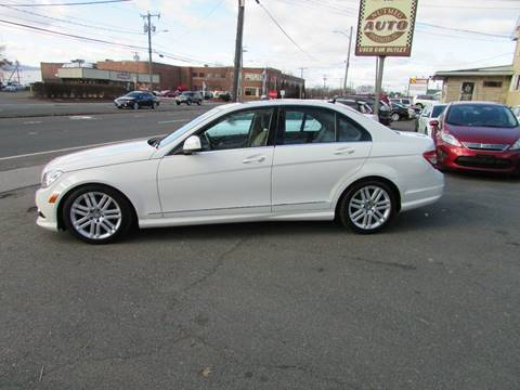 2009 Mercedes-Benz C-Class for sale in East Hartford, CT