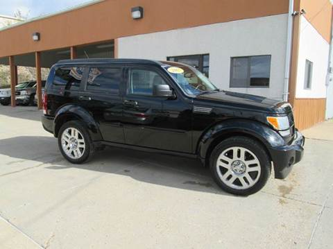 2007 Dodge Nitro for sale at Parkway Motors in Osage Beach MO