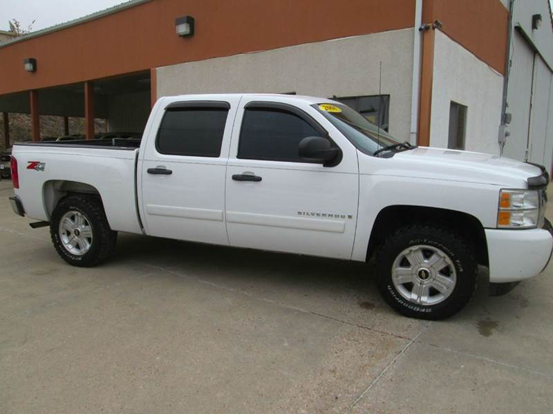 2008 Chevrolet Silverado 1500 for sale at Parkway Motors in Osage Beach MO