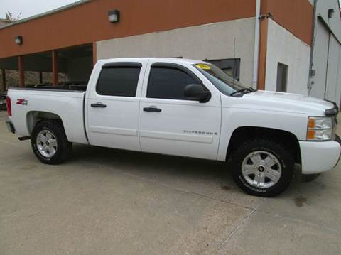 2008 Chevrolet Silverado 1500 for sale at Parkway Motors in Osage Beach MO