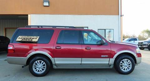 2007 Ford Expedition EL for sale at Parkway Motors in Osage Beach MO