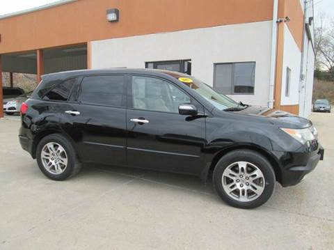 2007 Acura MDX for sale at Parkway Motors in Osage Beach MO