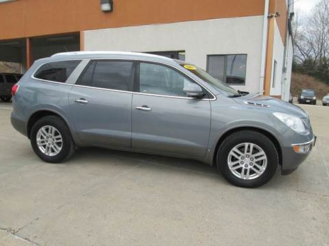 2008 Buick Enclave for sale at Parkway Motors in Osage Beach MO