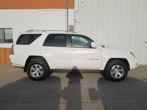 2004 Toyota 4Runner for sale at Parkway Motors in Osage Beach MO