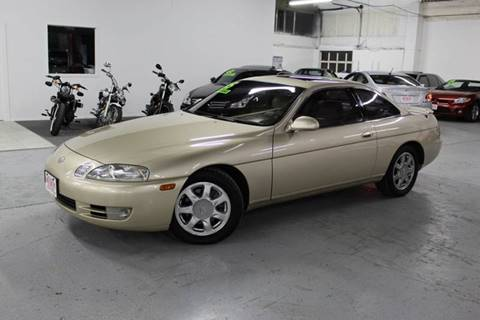 1995 Lexus SC 400 for sale in Denver, CO