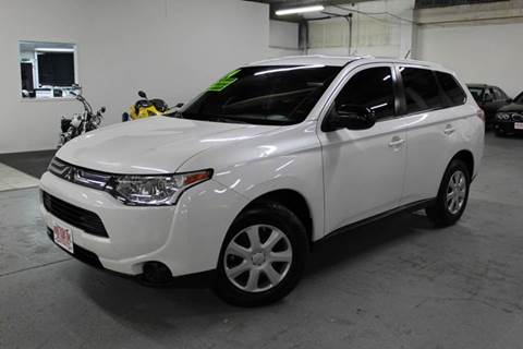 2014 Mitsubishi Outlander for sale in Denver, CO