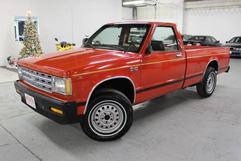 1983 Chevrolet S-10 for sale at R n B Cars Inc. in Denver CO