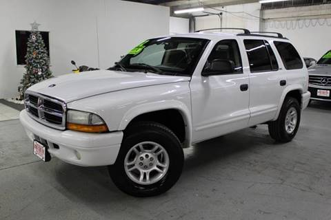 2002 Dodge Durango for sale at R n B Cars Inc. in Denver CO