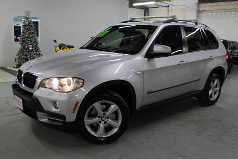 2008 BMW X5 for sale at R n B Cars Inc. in Denver CO