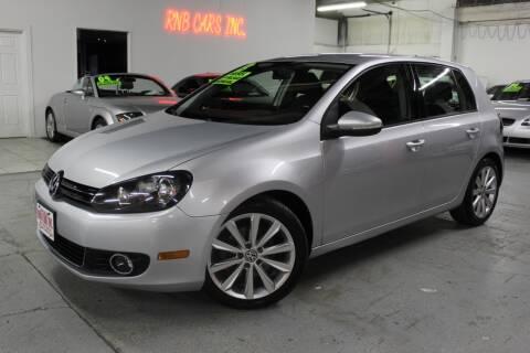 2013 Volkswagen Golf TDI for sale at R n B Cars Inc. in Denver CO