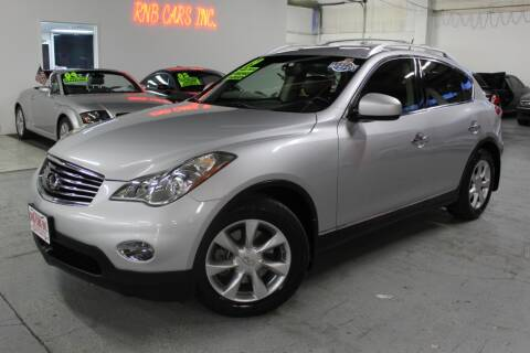 2009 Infiniti EX35 Journey for sale at R n B Cars Inc. in Denver CO