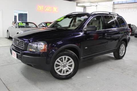 2006 Volvo XC90 V8 for sale at R n B Cars Inc. in Denver CO