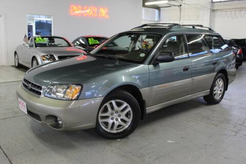 2002 Subaru Outback for sale at R n B Cars Inc. in Denver CO