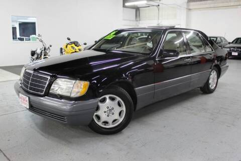 1996 Mercedes-Benz S-Class for sale at R n B Cars Inc. in Denver CO