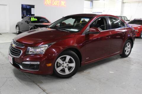 2016 Chevrolet Cruze Limited for sale at R n B Cars Inc. in Denver CO