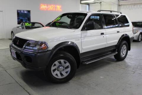 2001 Mitsubishi Montero Sport for sale at R n B Cars Inc. in Denver CO