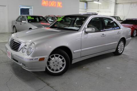 2000 Mercedes-Benz E-Class for sale at R n B Cars Inc. in Denver CO