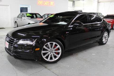 2012 Audi A7 for sale at R n B Cars Inc. in Denver CO