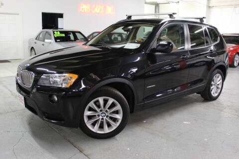 2013 BMW X3 for sale at R n B Cars Inc. in Denver CO