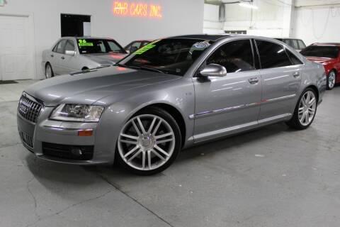 2007 Audi S8 for sale at R n B Cars Inc. in Denver CO