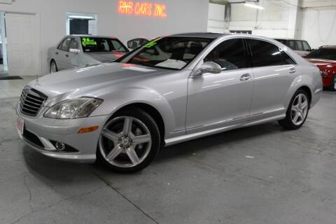 2009 Mercedes-Benz S-Class for sale at R n B Cars Inc. in Denver CO