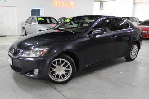 2008 Lexus IS 250 for sale at R n B Cars Inc. in Denver CO