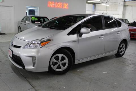 2013 Toyota Prius for sale at R n B Cars Inc. in Denver CO