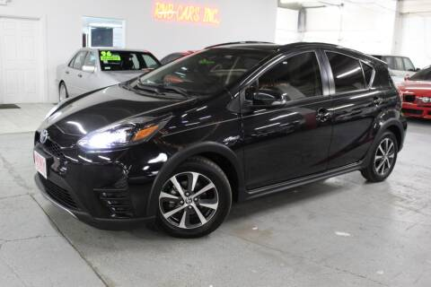 2018 Toyota Prius c for sale at R n B Cars Inc. in Denver CO