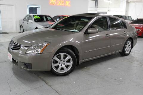 2007 Nissan Maxima for sale at R n B Cars Inc. in Denver CO